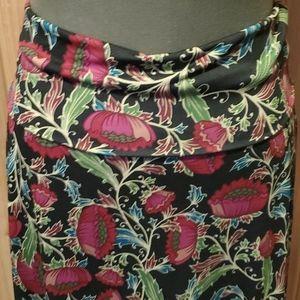 SALE 4/$15 Lularoe maxi skirt